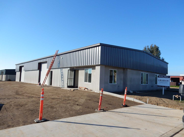 Lot 47 - Nicholas-Plaza Industrial Park | Visalia, CA